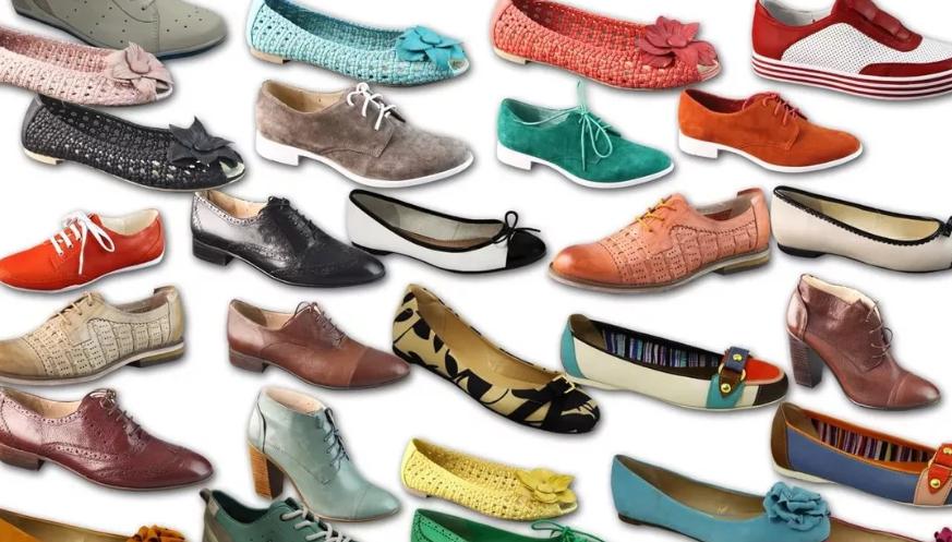 женская обувь на каждый день