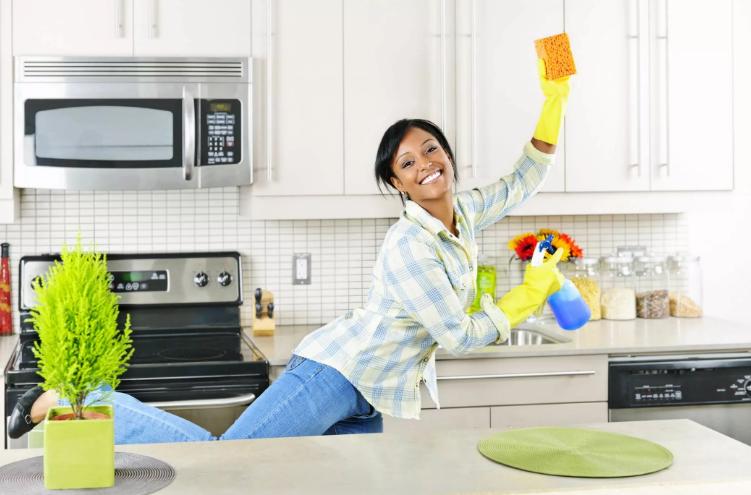 с чего начать генеральную уборку в квартире