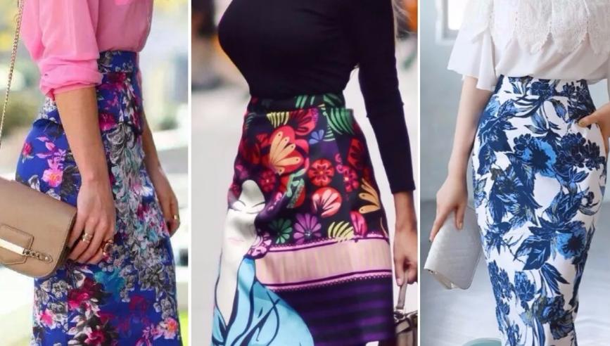 Самые модные юбки весна-лето