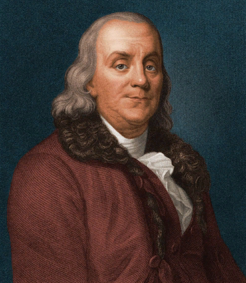 Бенджамин Франклин краткая биография