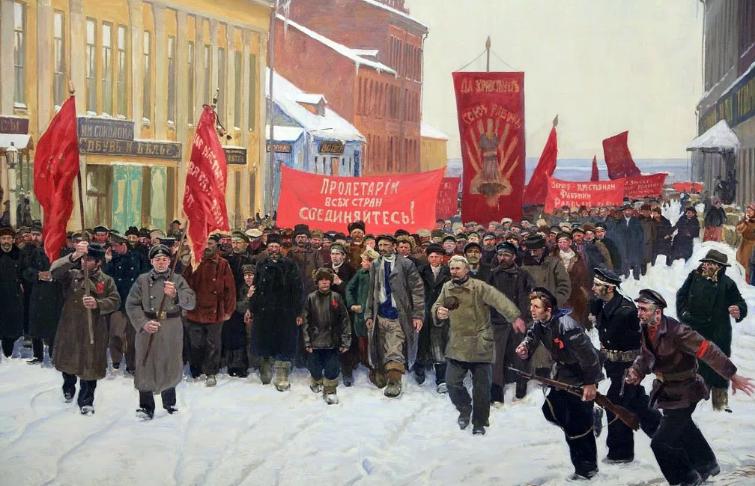 История России с 1918 года
