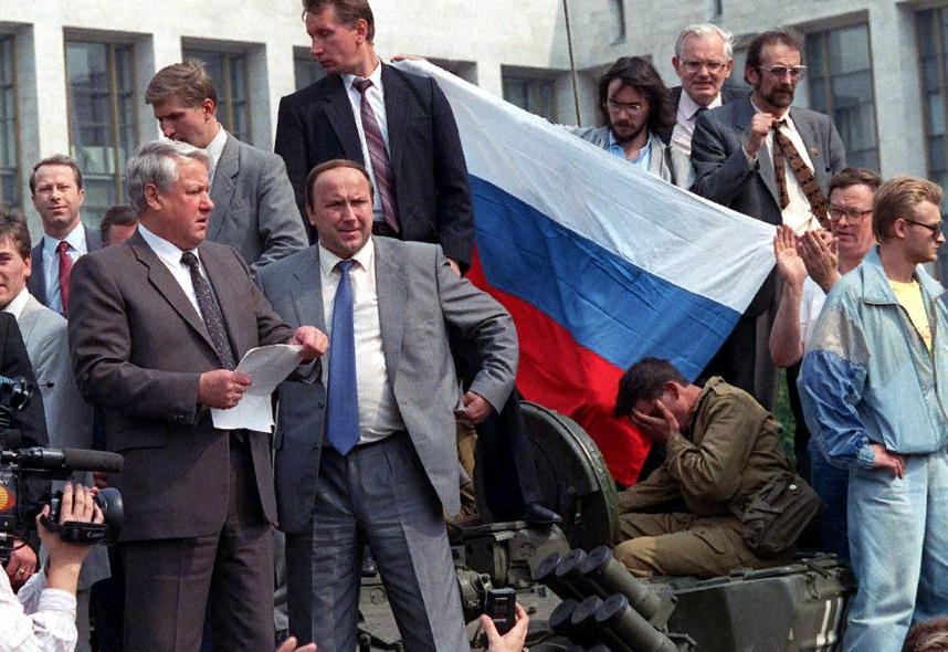 История распада СССР