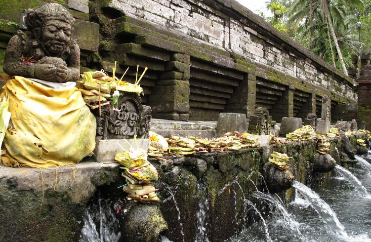 храмы бали