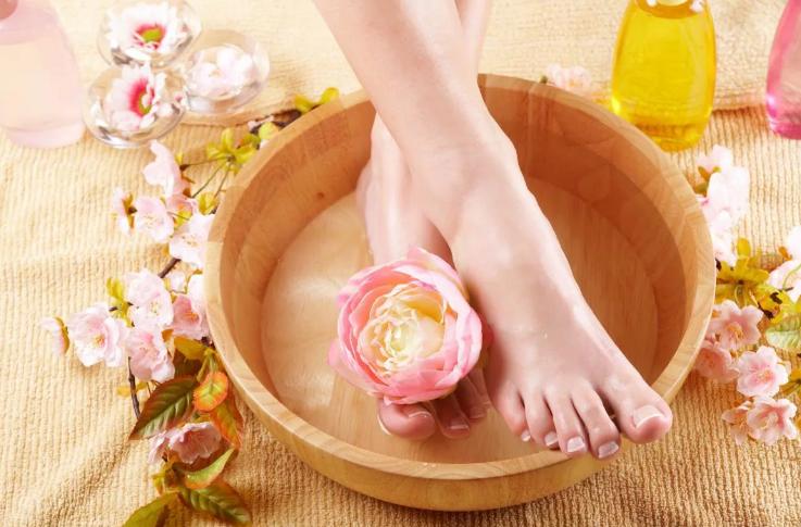 домашние ванночки для ног