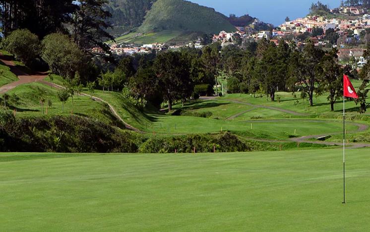 Остров Тенерифе гольф-клубы
