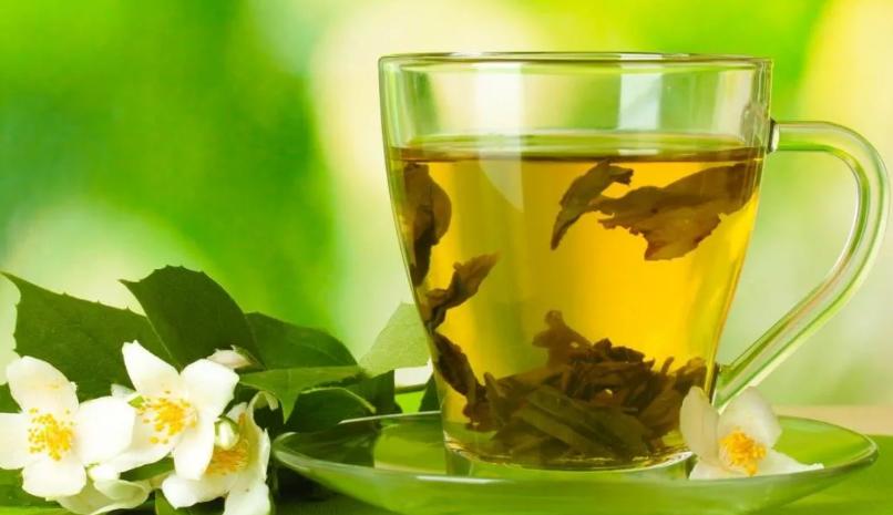 зеленый чай для лица рецепты