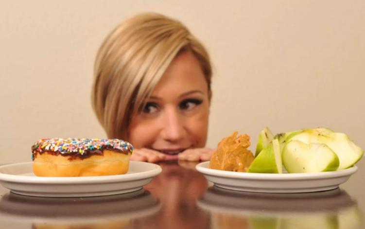 как перенести диету