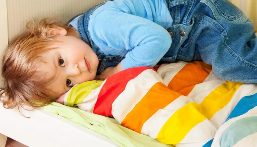 можно ли снотворное детям