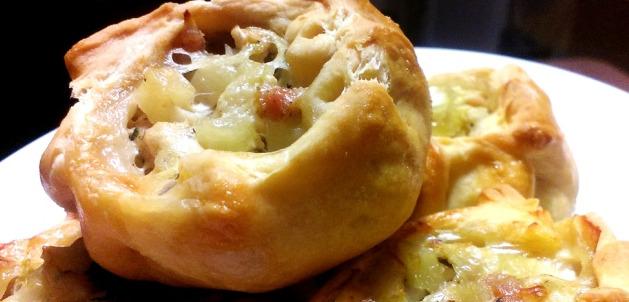 рецепт татарских пирожков