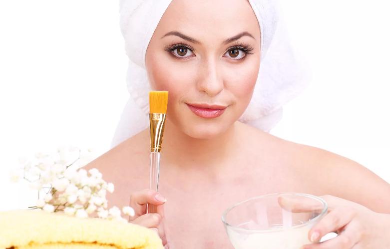 маски с молоком для лица рецепты