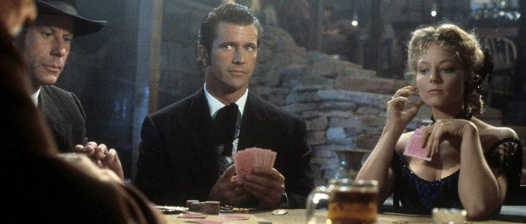 Как появился покер film maverick