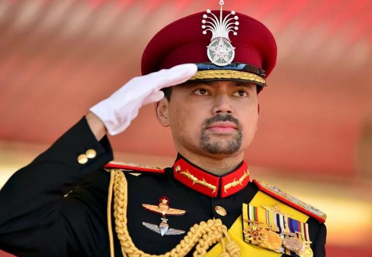 Принц Брунея