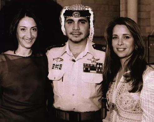 Принц Иордании Хусейн