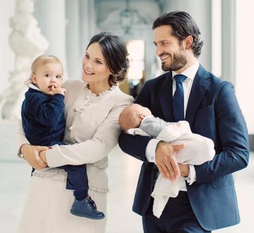 Принц Карл Филипп Шведский