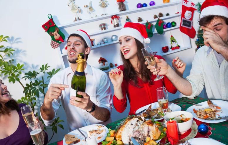 Как подготовить организм к новогодним праздникам