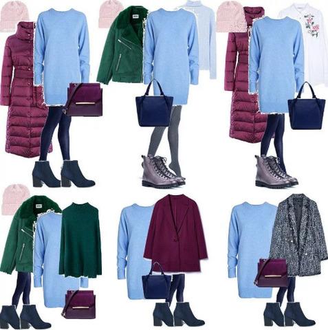 Как разнообразить гардероб девушке
