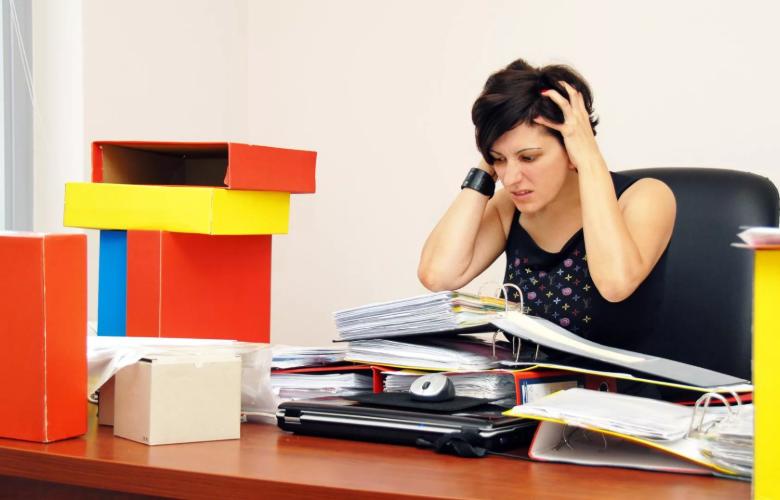 Женщина трудоголик советы по избавлению от заболевания