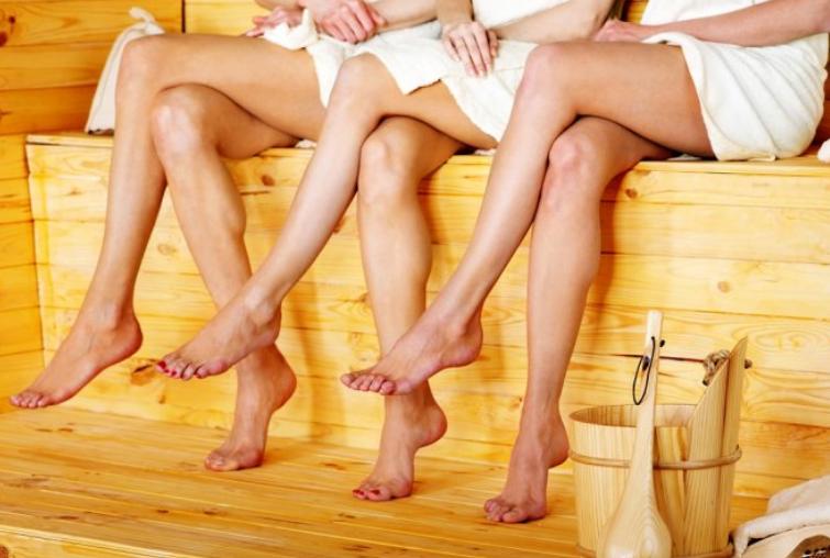 Полезные свойства бани