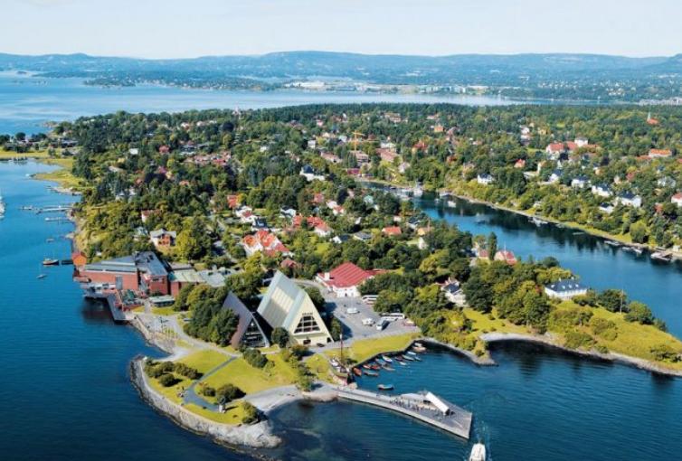 Полуостров Бюгдой Осло