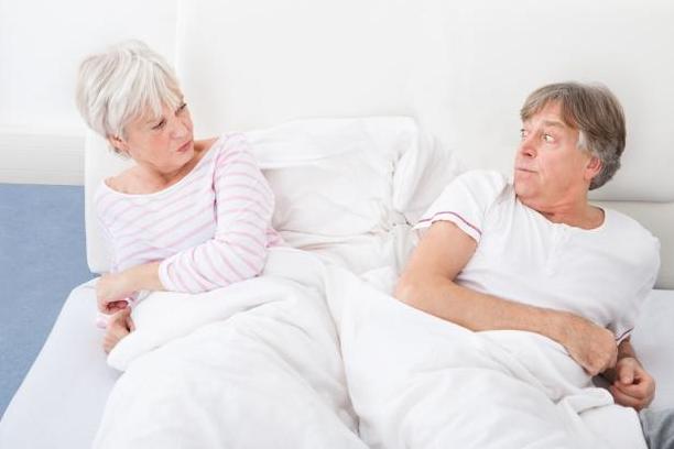 Секс между мужчиной и женщиной после 40 лет