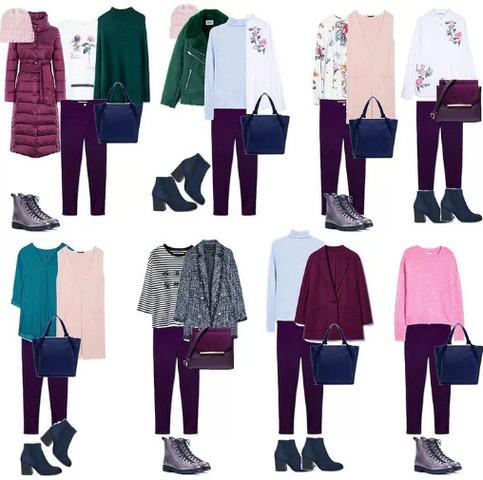 Модные стильные луки