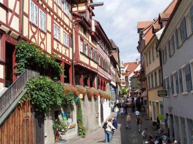 Швабский Альб Германия