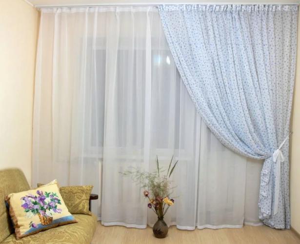Как стирать шторы и тюль правильно