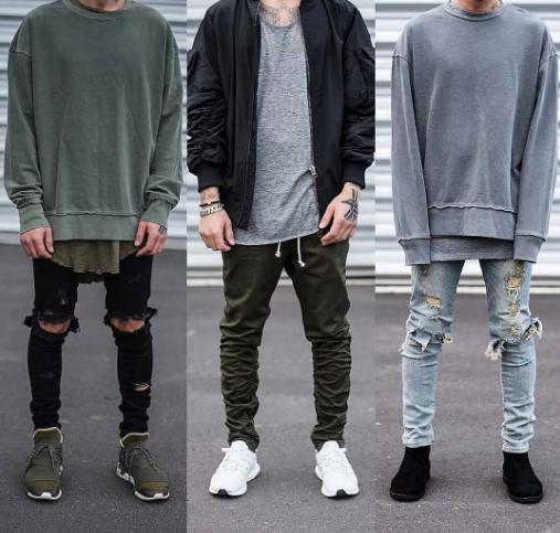 Ошибки в мужском гардеробе