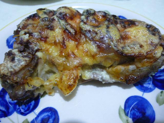 Корейка свиная в духовке пошаговый рецепт с фото
