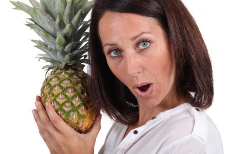 Польза ананаса для организма человека