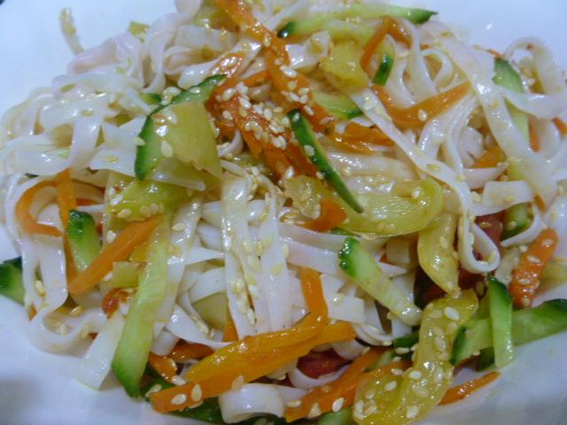 Фунчоза с овощами пошаговый рецепт с фото
