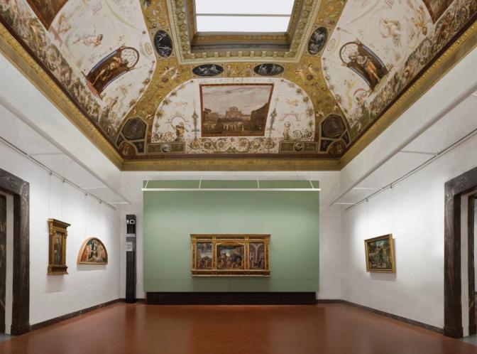 Галерея Уффици - Флоренция