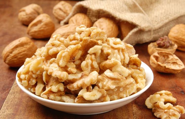 Грецкие орехи источник жирных кислот