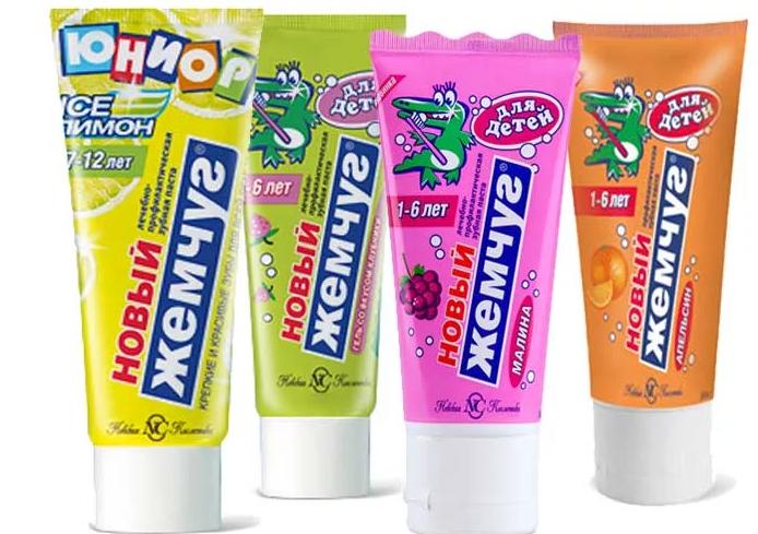 У ребенка обветрились губы не подходит зубная паста
