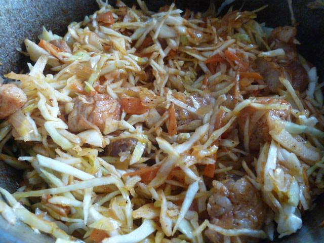 Бигос пошаговый рецепт с фото