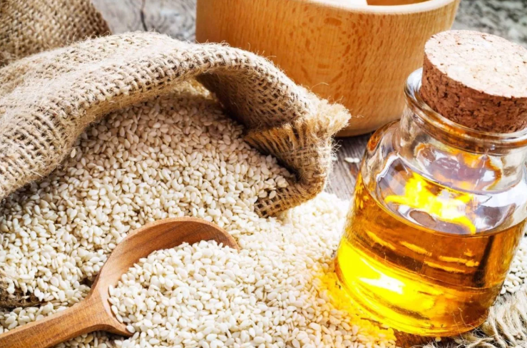 Кунжутное масло содержит альфа линоленовую кислоту