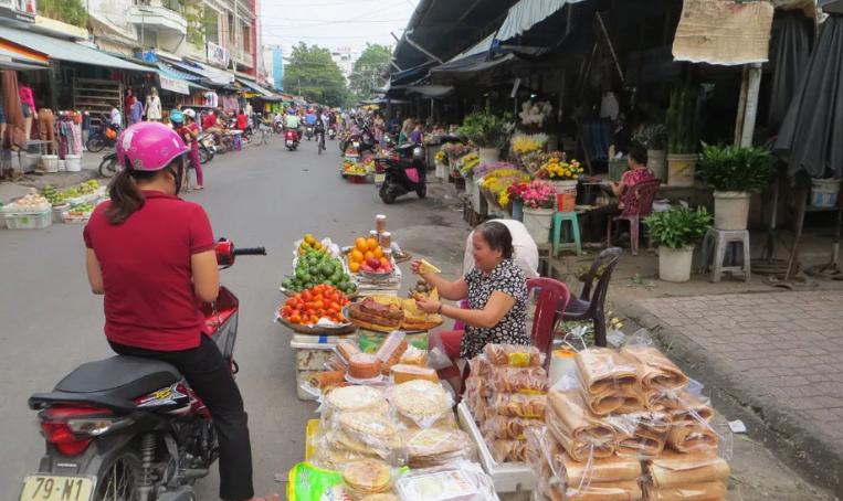 Цены на еду в Нячанге