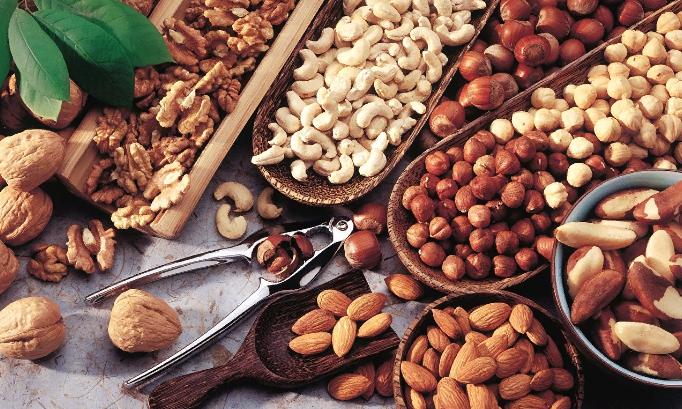 Несколько штук орехов в день не повредят здоровью