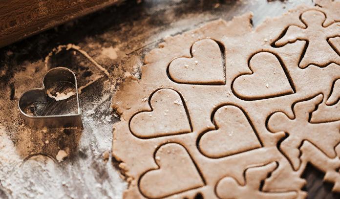 Печенье можно испечь самостоятельно