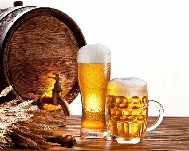 Пиво из бочки