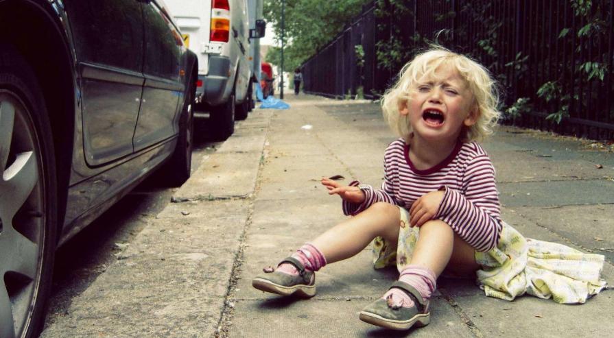 Детские истерики фото