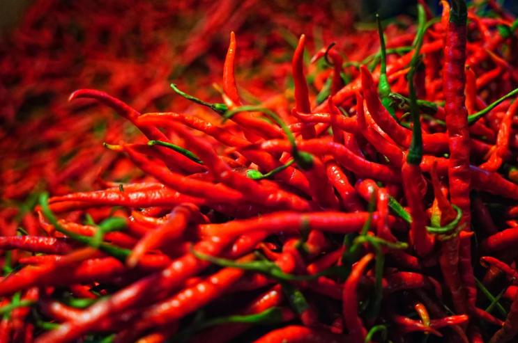 Красный жгучий перец полезные свойства