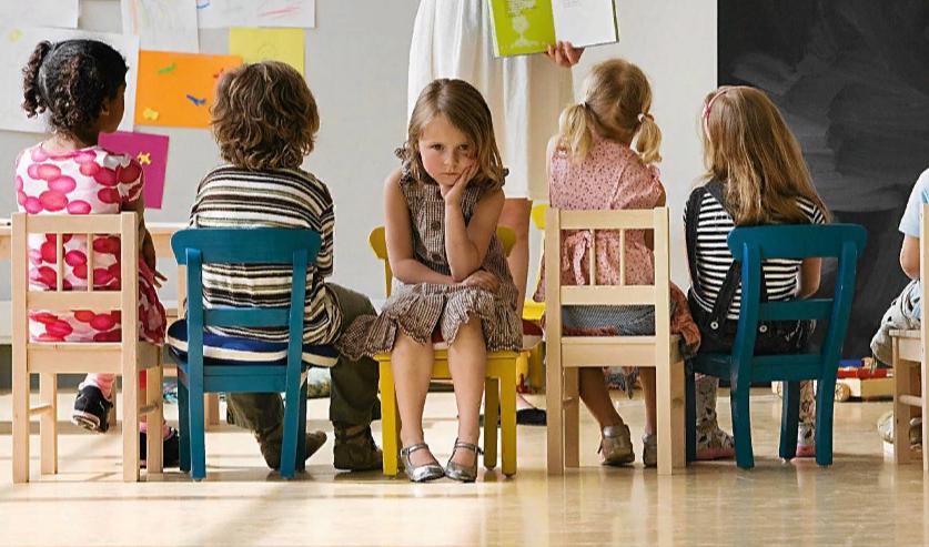 Ребенок не хочет идти в детский сад причины
