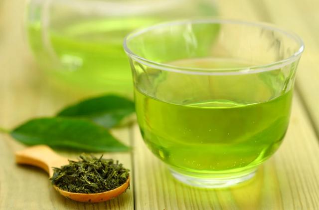 Зеленый чай полезные свойства для организма