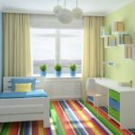 Интерьер детской комнаты особенности оформления