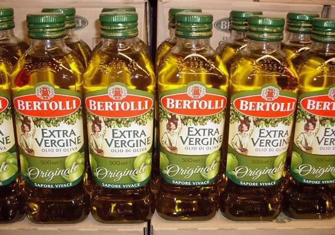 Какое оливковое масло лучше Bertolli
