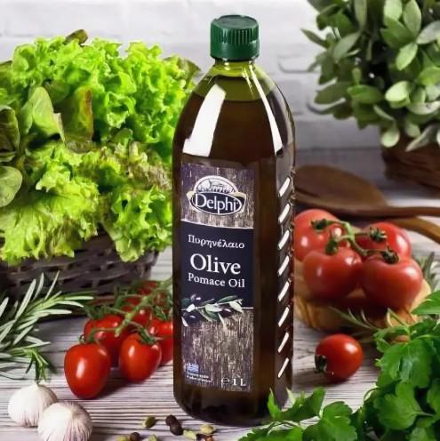 Какое оливковое масло лучше Delphi