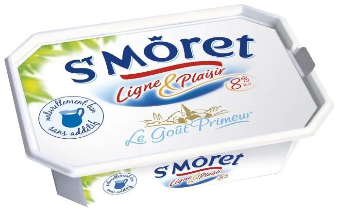 Французские сыры Saint Moret Ligne & Plaisir