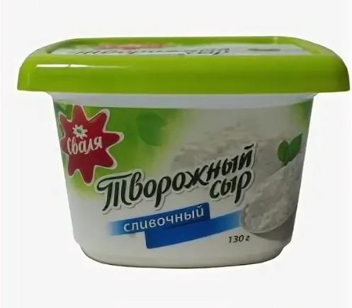 Творожный сыр Svalia