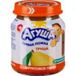 Детское питание Агуша преимущества и ассортимент